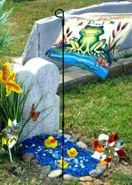 gravesite decorations grave decoration idea carlislerccar club