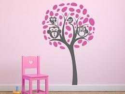 wandgestaltung mädchenzimmer kinderzimmer wandtattoos ideen und tolle beispiele