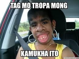 Meme Mo - mo tropa mong