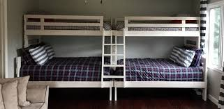 Low Cost Bunk Beds The Dodge Bunk Bed Knotty Creations Midtnbunkbeds
