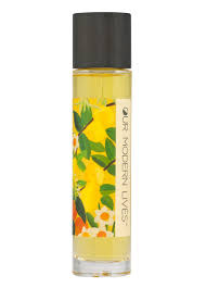 yellow our modern lives perfume a new fragrance for women and