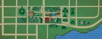 Pensacola Map Virtual Tour Historic Pensacola