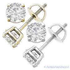moissanite earrings moissanite earrings ebay