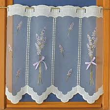 Cafe Tier Curtains Tier Embroidered Curtains