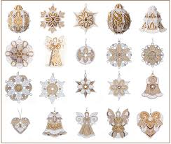 gifts of gold ornaments