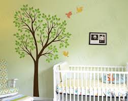 Kids Room Wall Decor Stickers by Tree Wall Decals Etsy