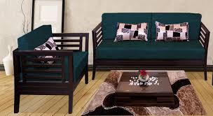 Wooden Sofa Set Images Get Modern Complete Home Interior With 20 Years Durability Teak