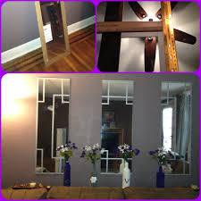 diy mirror design using washi tape and ikea mirrors washi tape