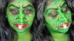 easy halloween witch makeup tutorial ad u2013 nishi v