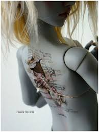 116 best bjd tattoos images on pinterest beautiful bjd and