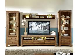 wohnwand akazie dunkel woody 22 00724 woody möbel