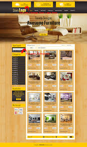 custom ebay auction listing template in yellow wooden theme ebay