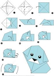 Step By Step Origami For - how to make a origami how to make an origami step step