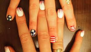olympic manicures and nail art at rio games nbc olympics