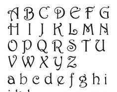 free cut out alphabet stencils large free printable abc alphabet