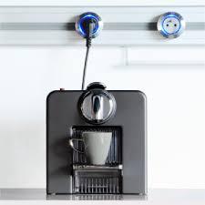 prise de courant cuisine eubiq rail électrique et prises de courant design et mobiles