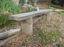 Leopold Bench Plans How To Build Simple Garden Benches For Free Flea Market Gardening