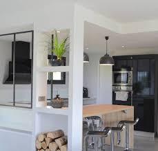 cuisiniste brive réalisations décoration et aménagement d un séjour cuisine de