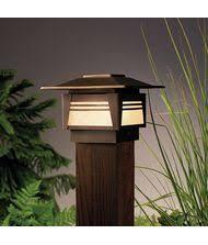 outdoor pier mount lights kichler 15071 zen garden 1 light outdoor pier l capitol