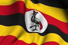 Uganda Flag Colours Rendering Of Waving Flag Of Uganda With Accurate Colors And Design