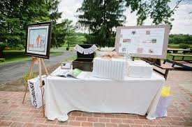 wedding gift table rustic wedding gift table ideas