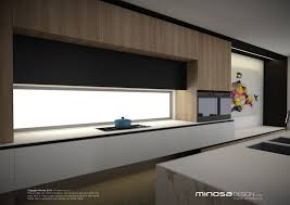 Kitchen Scullery Designs Minosa The Modern Living Room Kitchen Lounge Dine