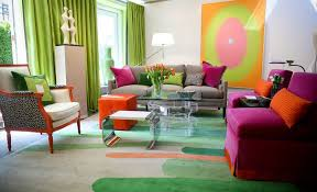 Green Curtains For Living Room by 20 Different Living Room Window Treatments