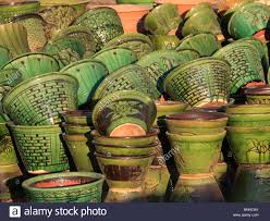 flower pot sale myanmar burma bagan ceramic pots for sale handicraft shopping