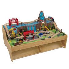 Imaginarium Mountain Rock Train Table Furniture Home Imaginarium Train Table 17 Interior Simple
