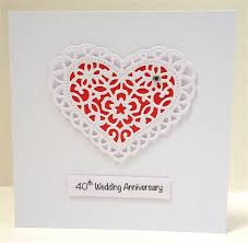 what is 40th wedding anniversary the 25 best ruby wedding anniversary gifts ideas on