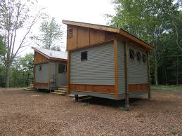 modern prefab cabin pre fab cottage tiny house swoon