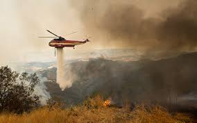 Wildfire Weed by In Photos California Wildfire Endangers Cannabis Crops Leafly
