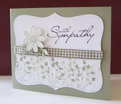 70 best cards sympathy images on handmade sympathy