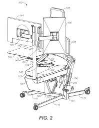 patent us20140265460 ergonomic productivity workstation having