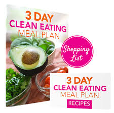 cooking light 3 day cleanse lose weight energize and glow for spring
