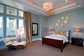 Blue Bedroom Color Schemes Why Bedroom Color Scheme Is Important Home Interior Design 8332