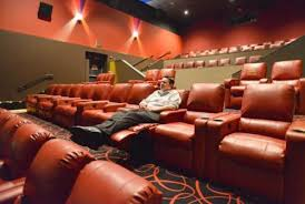 Amc Reclining Seats Amc Hopes Chance To Recline Will Make Folks Inclined