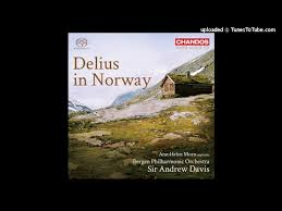 Delius In A Summer Garden - frederick delius paa vidderne on the mountains symphonic poem