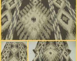Upholstery Fabric Southwestern Pattern Kilim Fabric Etsy