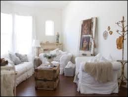 the key to successful shabby chic living room picture interior