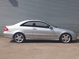 2004 mercedes benz clk 500 avantgarde 5 0 engine coupe