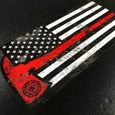 best 25 thin red line flag ideas on pinterest firefighter gifts