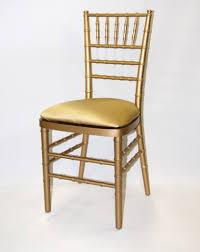 Gold Chiavari Chair Chairs Table Manners
