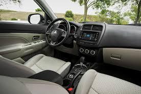 Mitsubishi Outlander Sport 2013 Interior 2016 Mitsubishi Outlander Sport Refreshed With