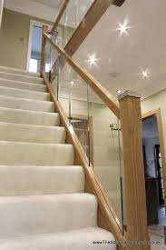 Stair Banisters Uk Wooden Staircases Cheshire Stair Glass