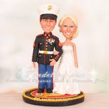 marine wedding cake toppers united state marine corps wedding cake toppers