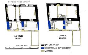 Medieval Floor Plans Medieval House Floor Plans House Plans
