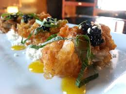 fried oysters at javier u0027s all over albany