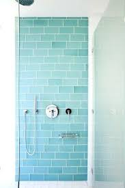 glass tile bathroom ideas blue glass tile bathroom moutard co