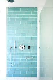glass tile bathroom ideas blue glass tile bathroom moutard co